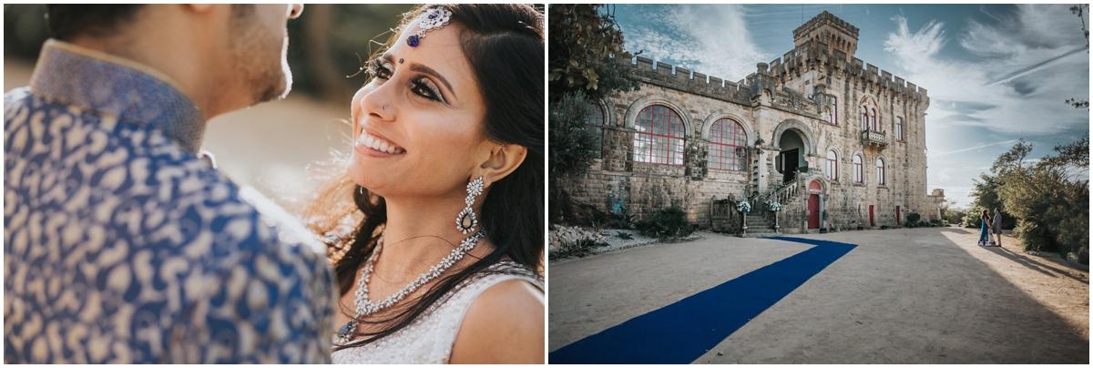 Lisbon Wedding Photographer Indian Wedding Sintra Wedding Profoto Studios 10