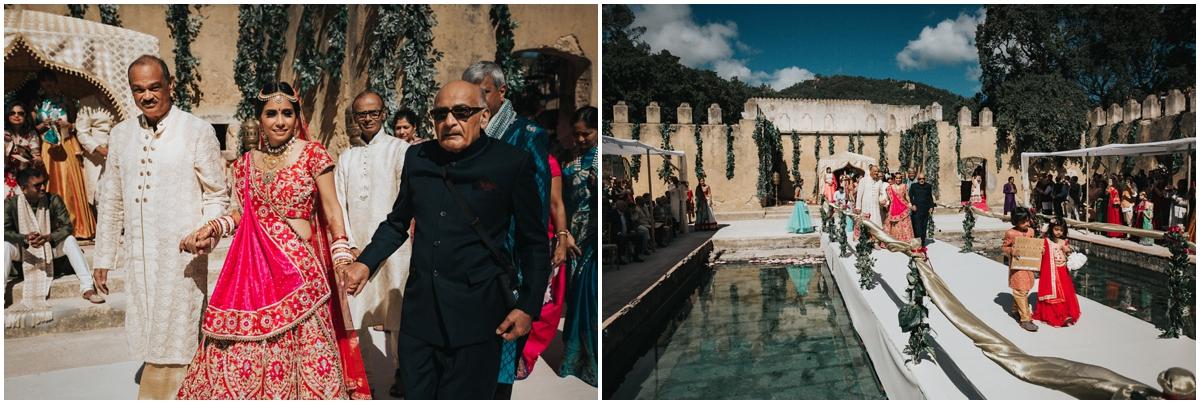Lisbon Wedding Photographer Indian Wedding Sintra Wedding Profoto Studios 25