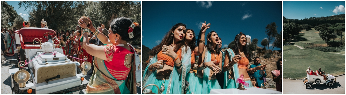 Lisbon Wedding Photographer Indian Wedding Sintra Wedding Profoto Studios 32