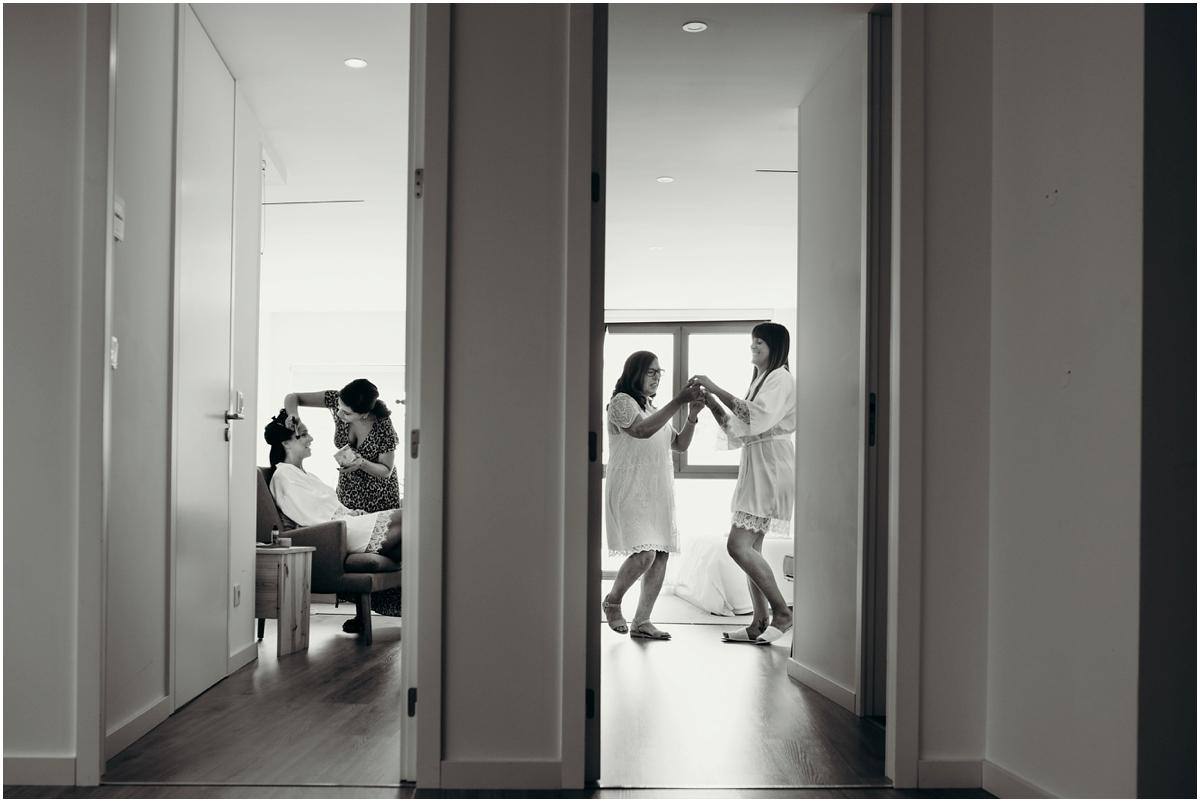 Casamento No Set Lounge Azurara Beach Wedding Casamento Profoto Studios Porto 008