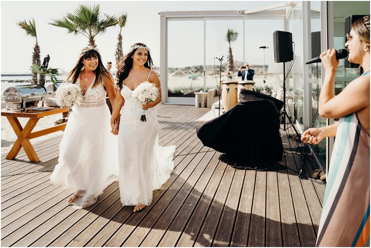 Casamento No Set Lounge Azurara Beach Wedding Casamento Profoto Studios Porto 040